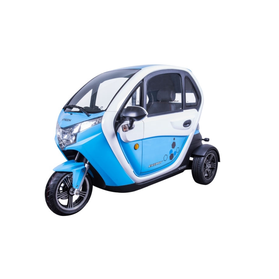 ZT-95 3 wheel E-Moped Car