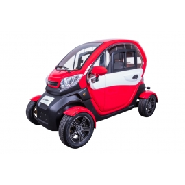 ZT-96 4 wheel E-Moped Car