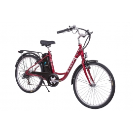 "Elektrický bicykel Z-TECH ZT-32 Barcelona Lithium 26"" 2018"